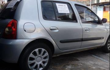 Renault Clio Hatch. Authentique 1.6 16V (flex) 4p