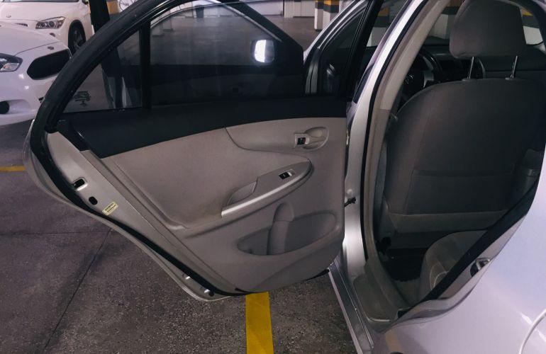 Toyota Corolla Sedan 1.8 Dual VVT-i GLI (aut) (flex) - Foto #7