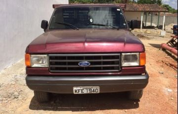 Ford F1000 Super Serie Turbo 4x2 3.9 (Cab Simples)