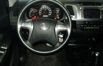 Toyota Hilux SRV Top 4X4 Cabine Dupla 3.0 Turbo Intercooler 16V - Foto #8
