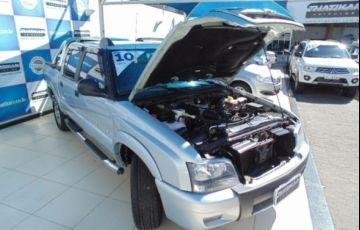 Chevrolet S10 Executive 4X2 Cabine Dupla 2.4 Mpfi 8V Flexpower - Foto #4