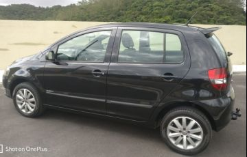 Volkswagen Fox Black 1.0 8V (Flex) 4p