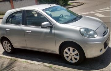 Nissan March 1.0 16V (Flex)