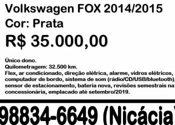 Volkswagen Fox Trendline 1.0 TEC (Flex)