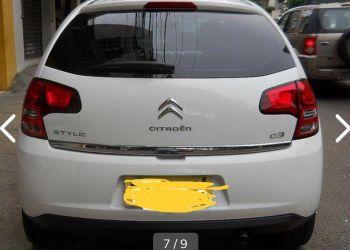 Citroën C3 Puretech Style Edition 1.2 12V (Flex)