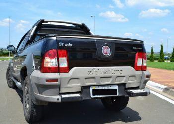 Fiat Strada Adventure Locker 1.8 16V (Cabine Estendida) - Foto #9