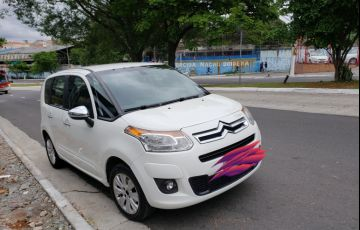 Citroën C3 Picasso Exclusive 1.6 VTI  (Flex)