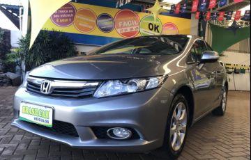 Honda New Civic EXS 1.8 16V i-VTEC (Aut) (Flex)