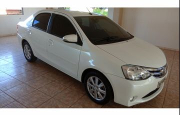 Toyota Etios Sedan XLS 1.5 (Flex) (Aut)