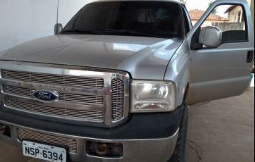 Ford F-250 XLT 4x4 3.9 (Cab Simples)