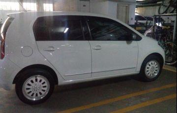Volkswagen Up! 1.0 12v E-Flex white up!