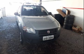 Fiat Strada Working 1.4 (Flex) (Cabine Estendida) - Foto #4
