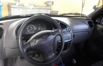 Ford Fiesta Hatch GL 1.0 MPi 2p - Foto #2