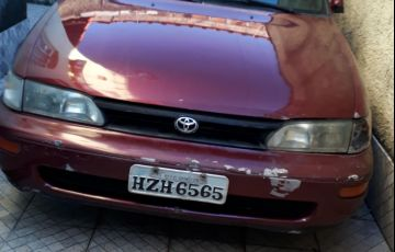 Toyota Corolla Sedan LE 1.8 16V