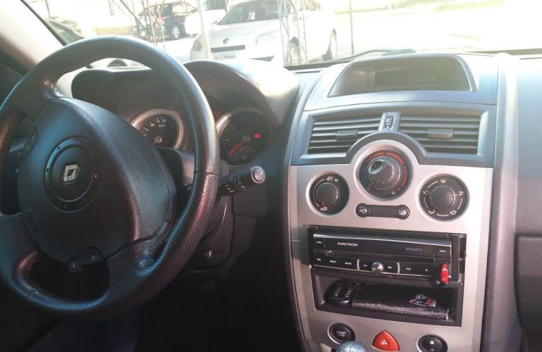 Renault Mégane Grand Tour Dynamique 1.6 16V (flex) - Foto #4