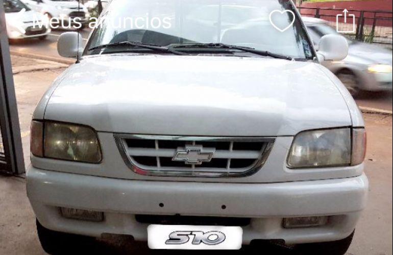 Chevrolet S10 4x2 2.5 (Cab Simples) - Foto #3