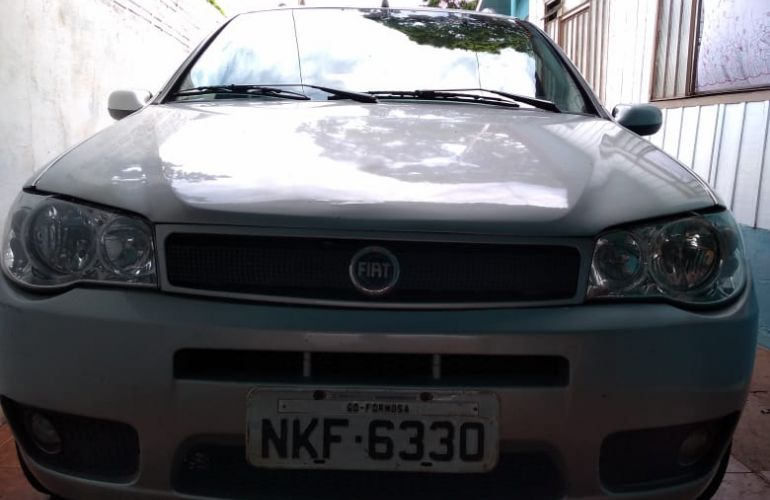 Fiat Palio Weekend ELX 1.4 8V (Flex) - Foto #7