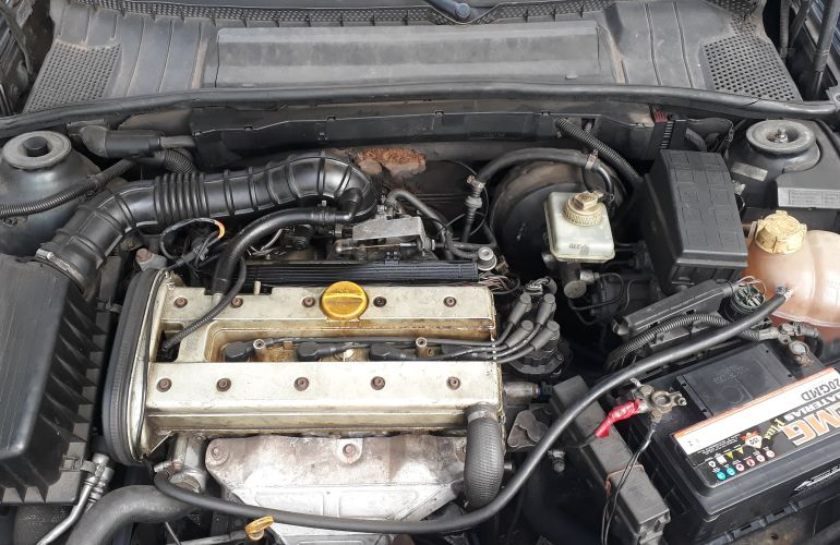 Chevrolet Vectra CD 2.0 SFi 16V - Foto #9
