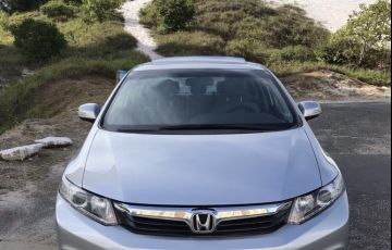 Honda New Civic EXR 2.0 i-VTEC (Aut) (Flex) - Foto #6