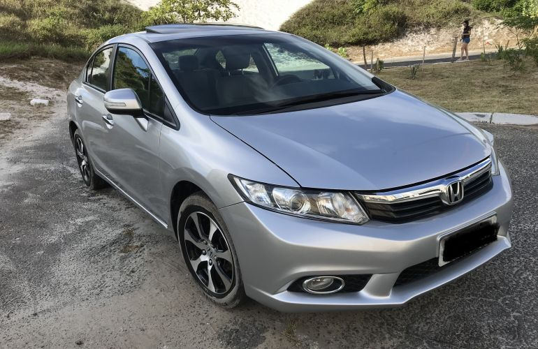 Honda New Civic EXR 2.0 i-VTEC (Aut) (Flex) - Foto #7