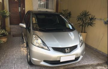 Honda New Fit EX 1.5 16V (flex) (aut) - Foto #6