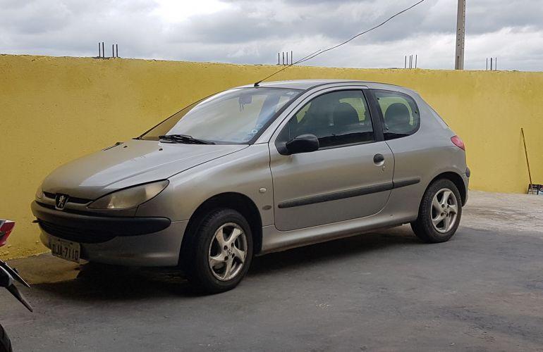 Peugeot 206 Hatch. Selection 1.0 16V 2p - Foto #1