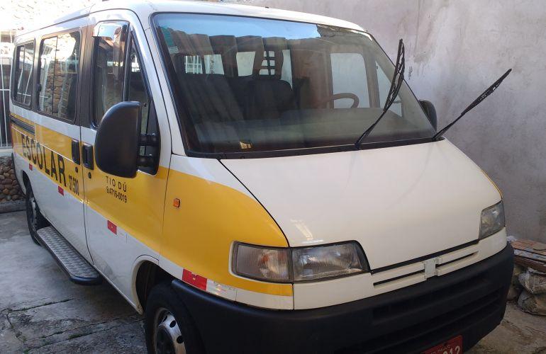 Peugeot Boxer Van 320-M 2.8 Turbo Diesel (16 lug.) - Foto #2