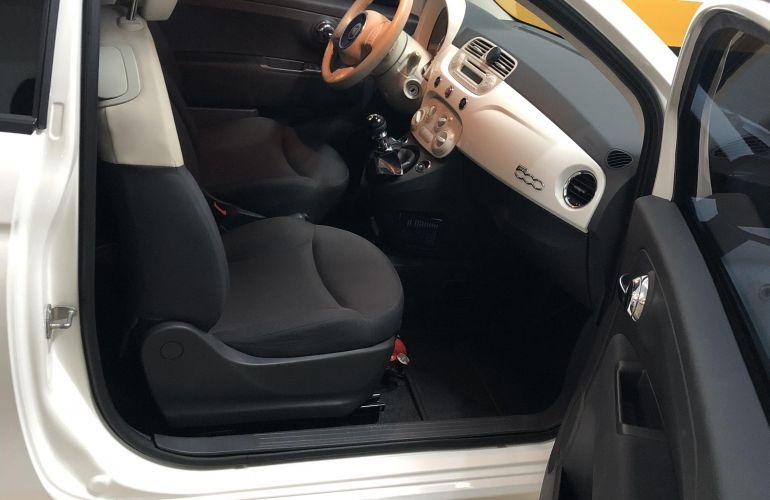 Fiat 500 Cult 1.4 8V - Foto #7