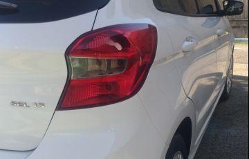 Ford Ka Hatch SEL 1.5 16v (Flex) - Foto #3