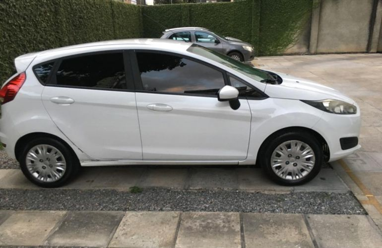 Ford New Fiesta S 1.5 16V - Foto #8