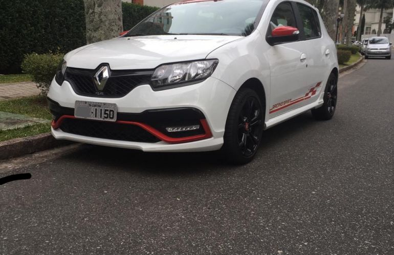 Renault Sandero RS 2.0 16V Racing Spirit (Flex) - Foto #1