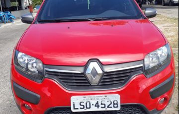 Renault Sandero Stepway Rip Curl 1.6 8V (Flex) - Foto #2