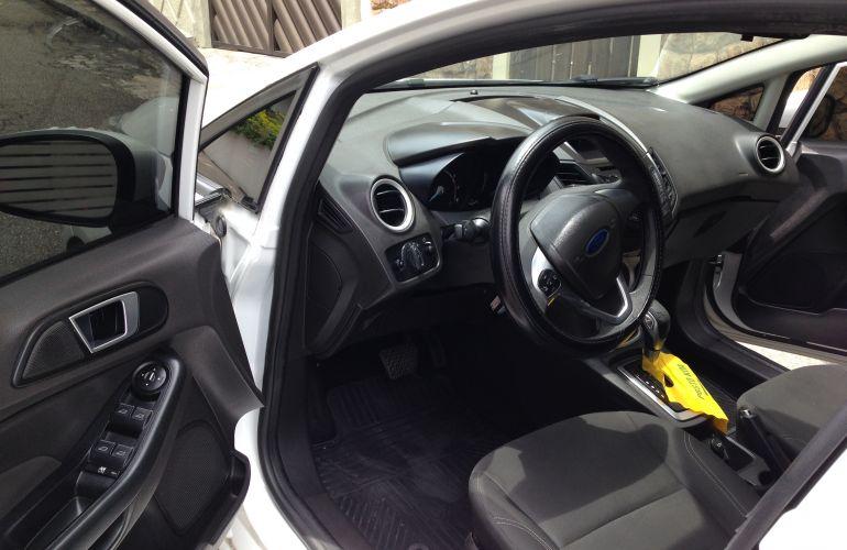 Ford Fiesta Hatch  SE Plus 1.6 RoCam (Flex) - Foto #8