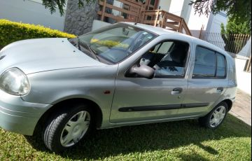 Renault Clio Hatch. 1.0 16V Jovem Pan - Foto #6