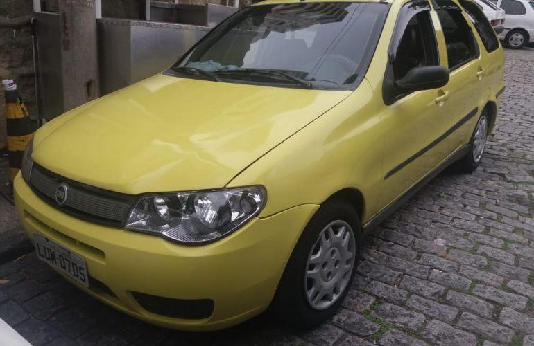 Fiat Palio Weekend ELX 1.3 8V - Foto #1