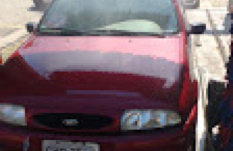 Ford Fiesta Hatch CLX 1.4 MPi 16V - Foto #1