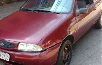 Ford Fiesta Hatch CLX 1.4 MPi 16V - Foto #2