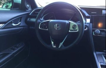 Honda Civic Touring 1.5 Turbo CVT - Foto #4