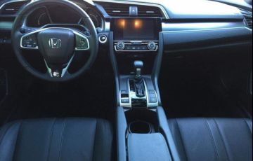 Honda Civic Touring 1.5 Turbo CVT - Foto #6