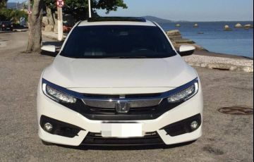 Honda Civic Touring 1.5 Turbo CVT - Foto #7