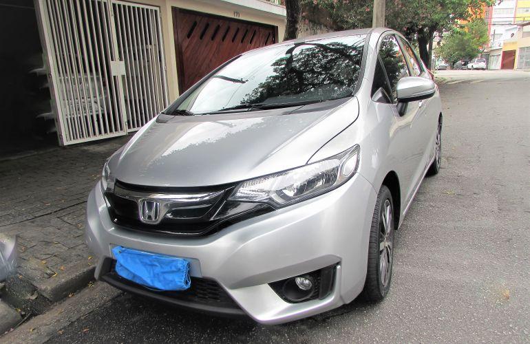 Honda Fit 1.5 16v EX CVT (Flex) - Foto #1