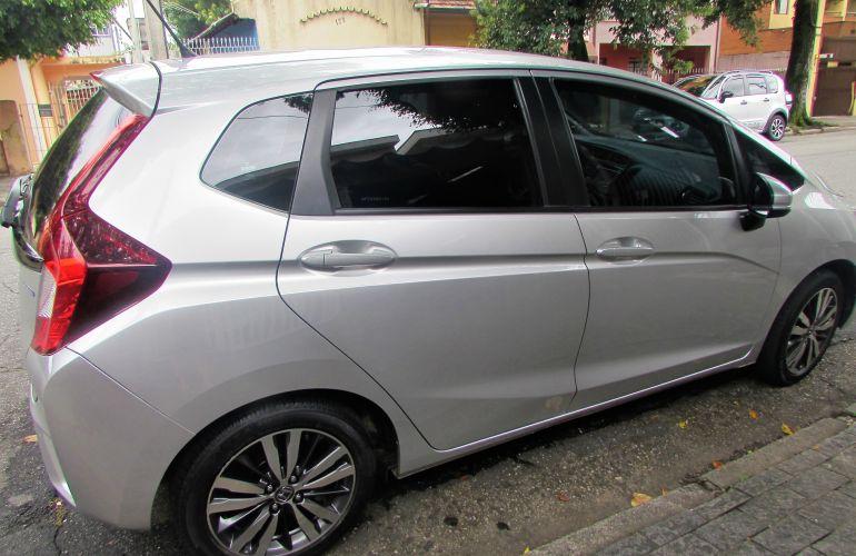 Honda Fit 1.5 16v EX CVT (Flex) - Foto #2