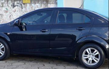 Chevrolet Sonic Sedan LT (Aut)