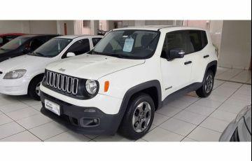 Jeep Renegade Sport 1.8 (Aut) (Flex)