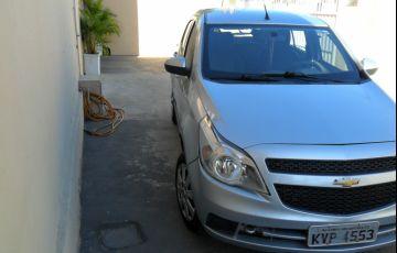 Chevrolet Agile LT 1.4 8V (Flex) - Foto #8