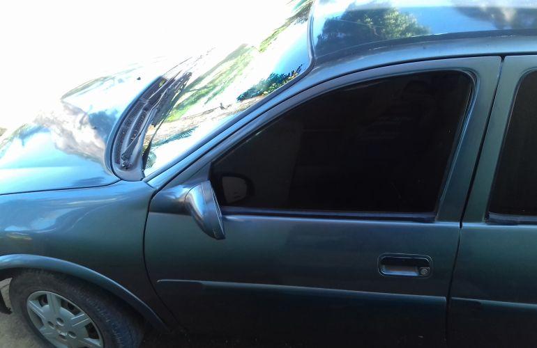 Chevrolet Corsa Sedan Super Milenium 1.0 MPFi 16V - Foto #2