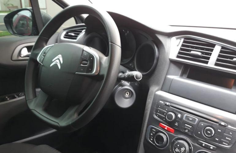 Citroën C4 Lounge Tendance 2.0i (Aut) - Foto #8