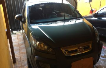 Fiat Idea Adventure 1.8 16V E.TorQ (Flex) - Foto #3