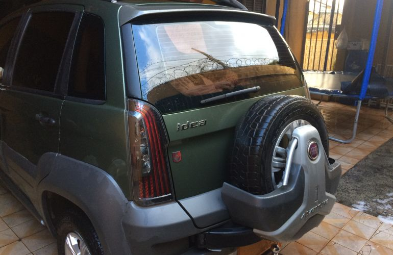 Fiat Idea Adventure 1.8 16V E.TorQ (Flex) - Foto #7