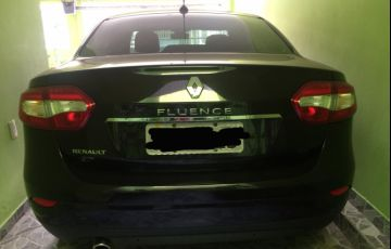Renault Fluence 2.0 16V Privilege X-Tronic (Flex) - Foto #2